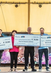 Insomniac Donates $105,000 from Electric Daisy Carnival, Las Vegas 2015 Ticket Sales to Three Las Vegas Charities