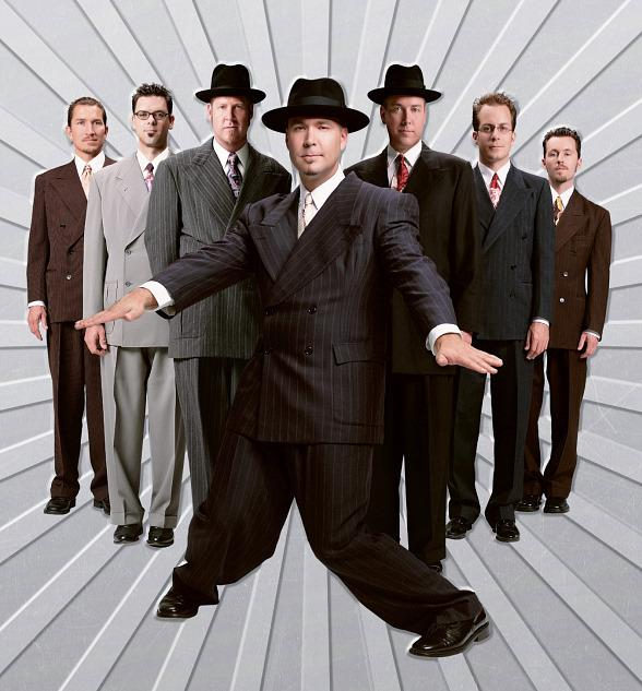Swing-Jazz Band Big Bad Voodoo Daddy Coming to The Orleans Showroom Sept. 24-25