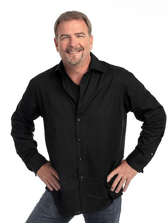 Bill Engvall Revs Up for Return to Treasure Island NASCAR Weekend March 4