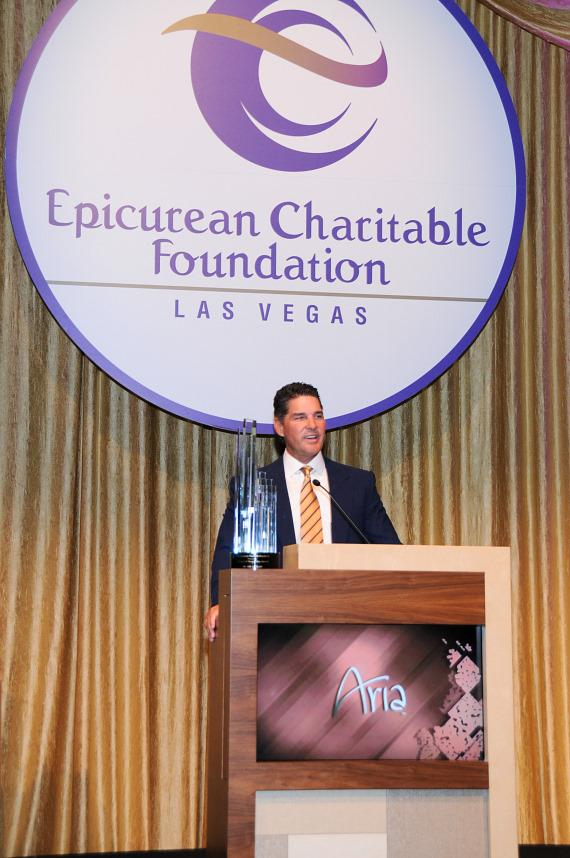 Bill McBeath, President and COO of Aria Resort & Casino
