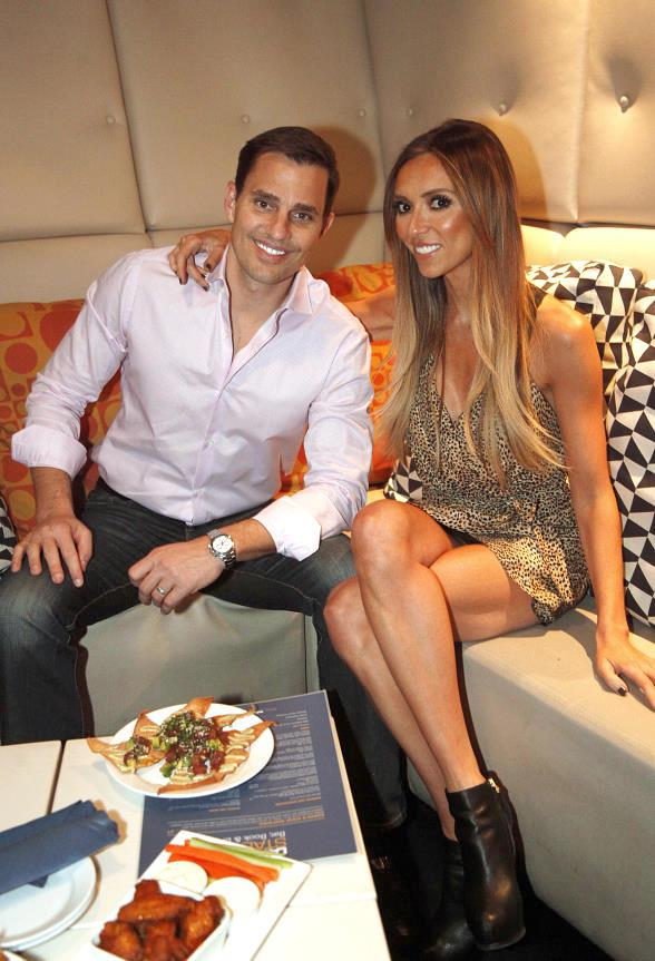 Giuliana Rancic and Husband Bill Ranci Check into The Palazzo