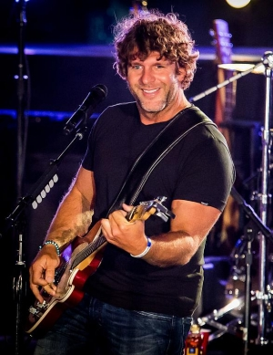 Billy Currington performs at Boulevard Pool at The Cosmopolitan of Las Vegas