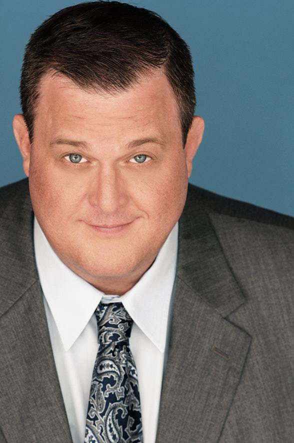 """Mike & Molly"" Star Billy Gardell to Perform Stand-up at The Orleans Showroom July 27-28"