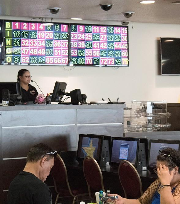 The Plaza Hotel & Casino Offers the Only Bingo Room in Downtown Las Vegas, and Bingo at the Plaza Is Offering Super Match Bingo All Summer-Long