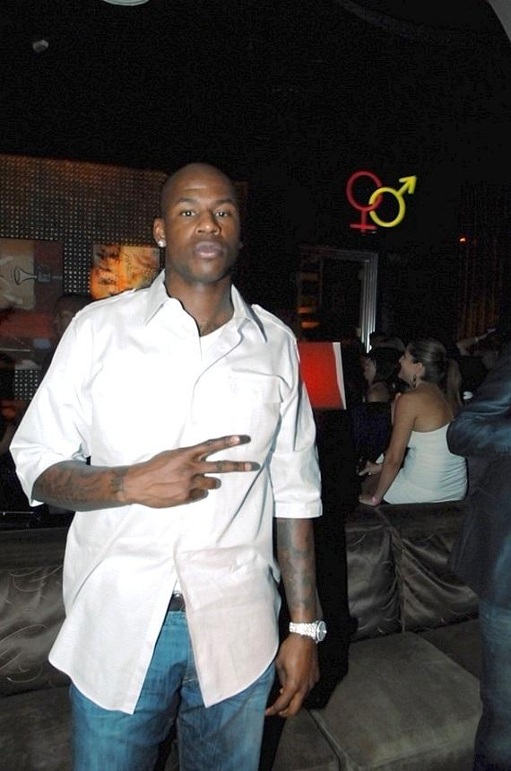 Al Harrington sy Blush Boutique Nightclub
