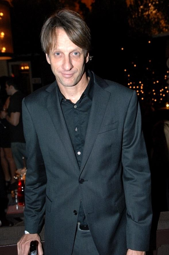 Tony Hawk at Blush