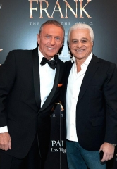 "Rock in Rio Founder Roberto Medina at ""FRANK – The Man. The Music."" at The Palazzo Las Vegas"
