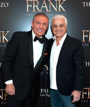"Rock in Rio Founder Roberto Medina at ""FRANK - The Man. The Music."" at The Palazzo Las Vegas"