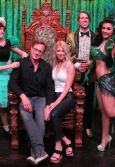 Bob Saget Attends ABSINTHE at Caesars Palace