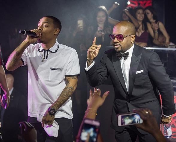 Bow Wow hosts 29th Birthday Bash at Foxtail Nightclub in SLS Las Vegas