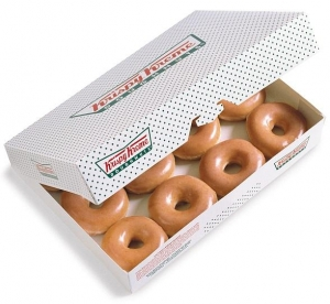 Krispy Kreme to Partner with Three Square for November Canned Food Drive