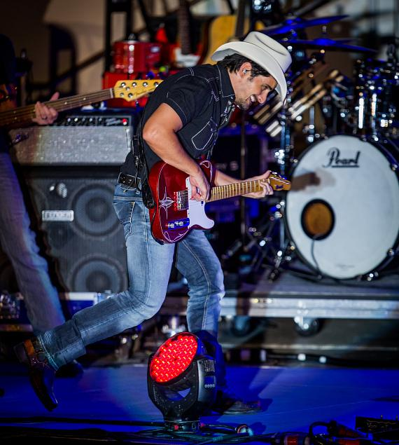 "Brad Paisley's ""Moonshine In The Trunk"" Pool Party at Boulevard Pool at The Cosmopolitan of Las Vegas"