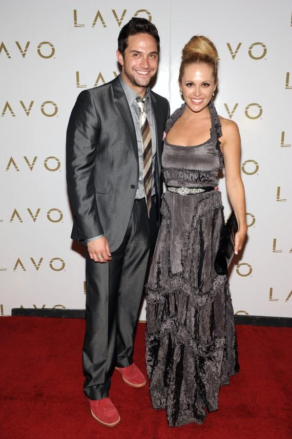 Susan Lucci, Brittany Allen and other Soap Stars Party at LAVO
