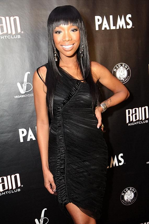 Brandy at Rain Nightclub