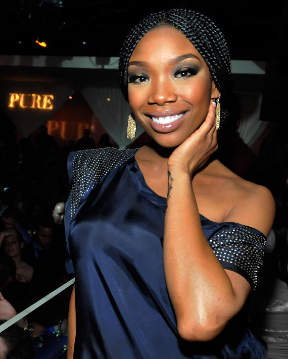 Brandy at PURE Nightclub