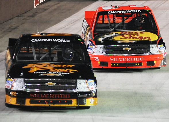 Richard Childress Racing Teammates Ty Dillon, Brendan Gaughan Looking Forward to Smith's 350 at LVMS
