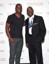 "Brian McKnight at ""Georgia On My Mind: Celebrating The Music Of Ray Charles"" at The Venetian Las Vegas"