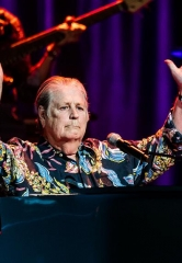 Brian Wilson, Alan Jardine and Rodriguez perform at The Chelsea at The Cosmopolitan of Las Vegas