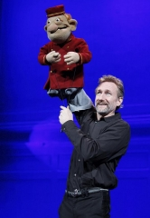 "The Irreverent and Unpredictable Comedy Show ""Puppet Up! – Uncensored"" to Debut Spring 2016 as Newest Resident Show at The Venetian Las Vegas"