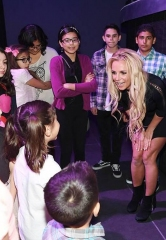 Nevada Childhood Cancer Foundation (NCCF) to Open All-New Britney Spears Campus in Las Vegas July 17