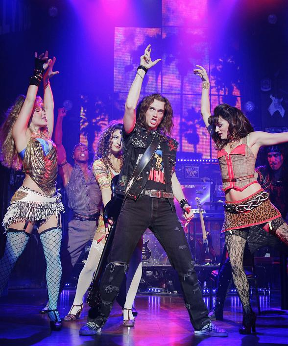 Broadway Company of Rock of Ages