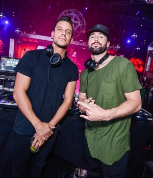 Brody Jenner and Devin Lucien Kick Off DJ Residency at Drai's Nightclub Las Vegas at The Cromwell