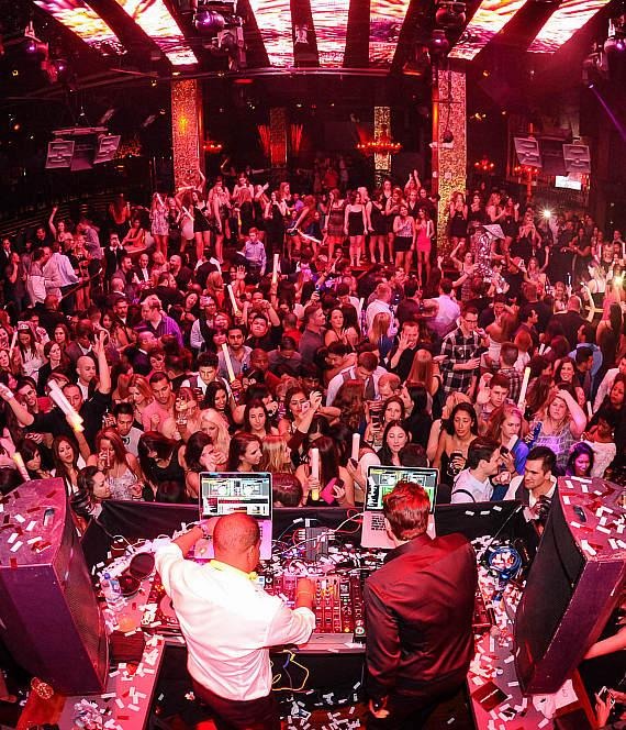 Brody Jenner & William Lifestyle Launch One Night Stand Residency at TAO Friday