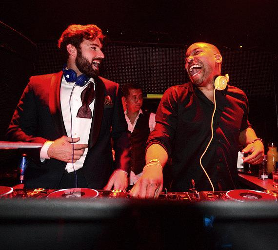 Brody Jenner and William Lifestyle at TAO