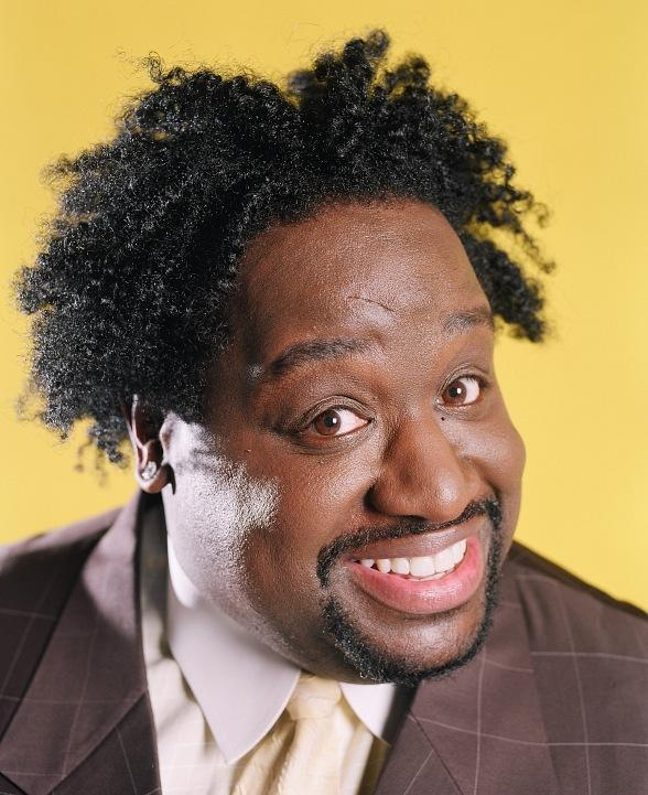 Stand Up Comic and Actor Bruce Bruce Brings His Act to Suncoast Showroom September 27-28