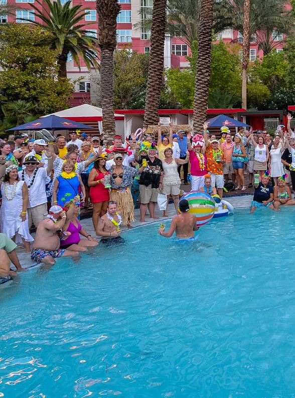 "Margaritaville Las Vegas to Host Official ""I Don't Know"" Tour Pre-Concert Pool Party at the Flamingo Las Vegas"