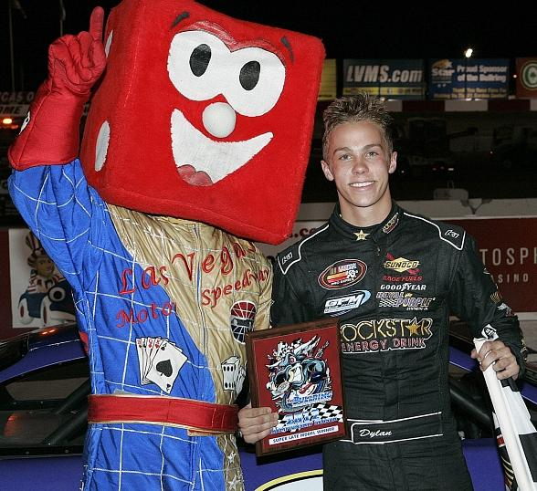 Las Vegas' Dylan Kwasniewski Wins NASCAR Championship in Phoenix at 17 Years Old