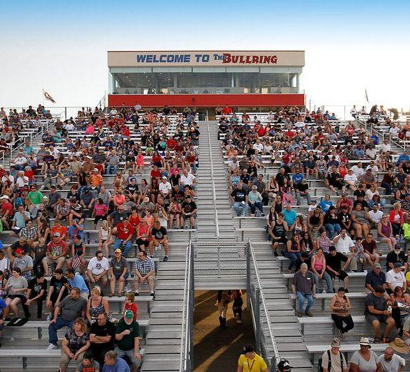 Racing returns to The Bullring at LVMS on Saturday after Seven-Week Break