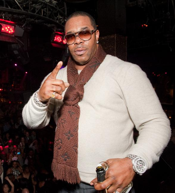 Busta Rhymes Hosts Worship Thursday at TAO