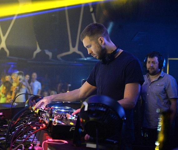 Calvin Harris at Hakkasan Las Vegas