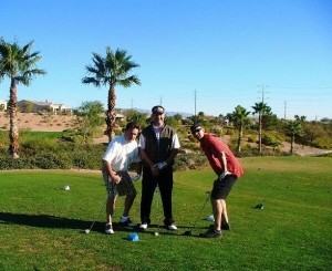Clark County Association of Health Underwriters Holds 8th Annual Charity Golf Tournament Sept 23