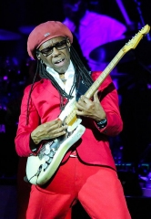 CHIC with Nile Rodgers Gets Funky at The Pearl and Tours Studio at The Palms Las Vegas