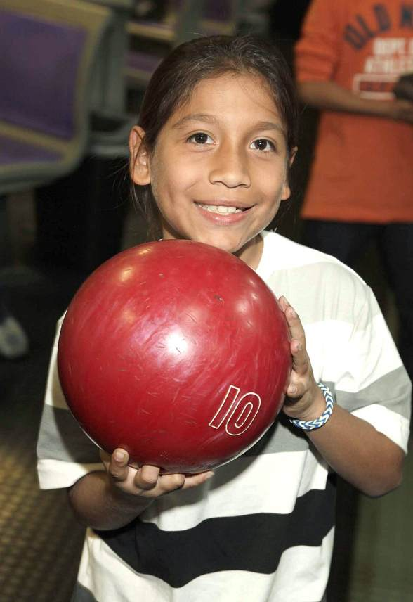 The Community, an Extension of Communities in Schools of Nevada, Combines Bowling Fun with Mentorship for Local Students