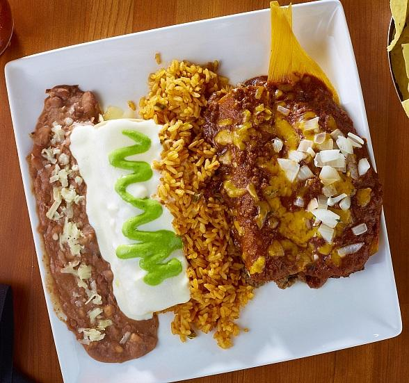 Cantina Laredo Spices Up Menu with New Fare Offerings; Additions include Tapas, Combination Plates and Daily Lunch Specials