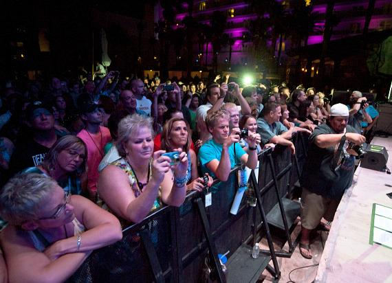 Collective Soul perform at SOUNDWAVES at Hard Rock Hotel & Casino