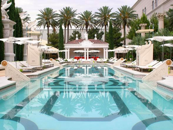 Venus Pool Club at Caesars Palace Returns for Another Lavish Summer April 11