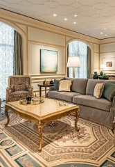 Caesars Palace Completes $100 Million Palace Tower Renovation Featuring Stylish Guest Rooms and Suites and Ten Luxurious New Villas