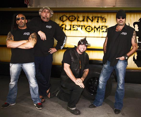 HISTORY Revs Up for More Wheeling and Dealing When Danny 'The Count' Koker Returns for an All-New Season of COUNTING CARS