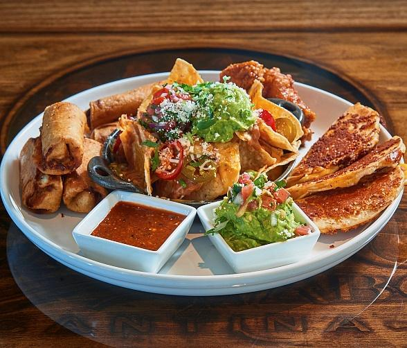 Go Courtside at Cabo Wabo Cantina's March Mayhem Viewing Parties