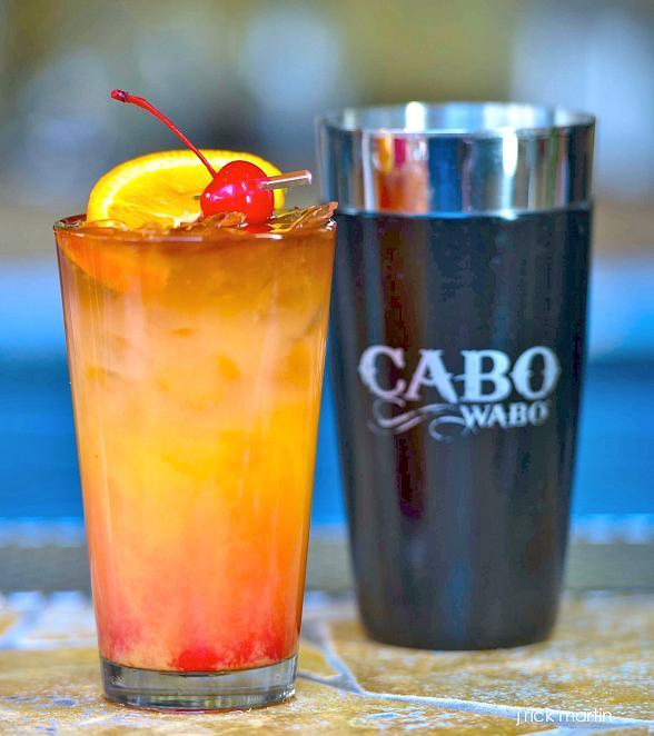 Cabo Wabo Cantina Introduces New Cocktail Selections