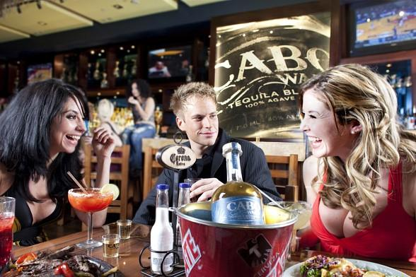 Cabo Wabo Cantina to Host Rockin Super Sunday Bash