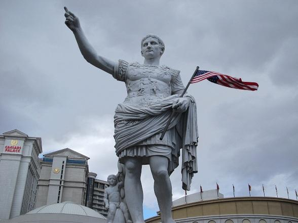 Caesar Augustus in the Spirit for Veterans Day