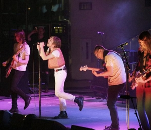 "X107.5's ""Our Big Concert"" performs at Boulevard Pool at The Cosmopolitan of Las Vegas"