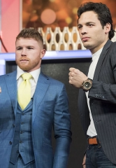 Canelo Alvarez & Julio Cesar Chavez, Jr. Mexico City Press Conference Quotes