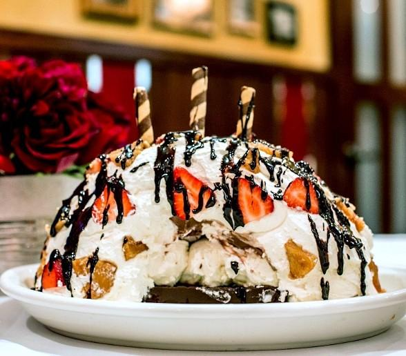 National Sundae Day at Carmine's November 11