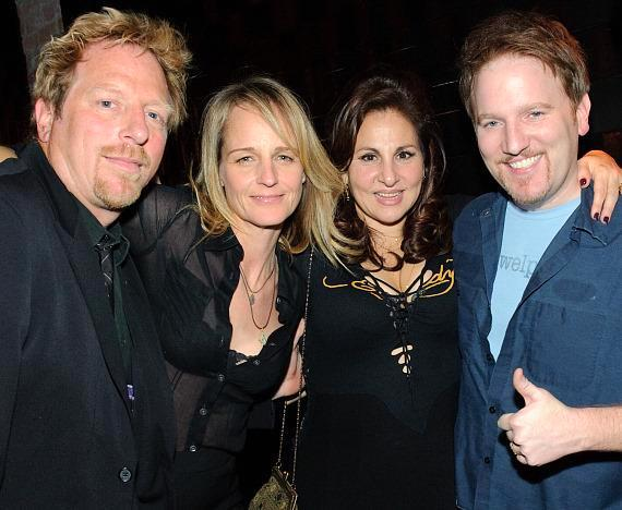 Carnahan, Hunt, Najimy and Finnerty at TAO